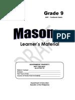 Masonry Nci Lmg9