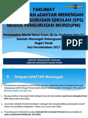 Slide Taklimat Ppd Edaftar Men2017