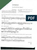 Berkowitz Section III Melodies