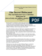 the secret holocaust.docx