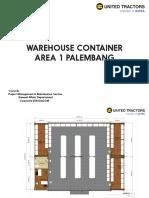 Warehouse Container Palembang