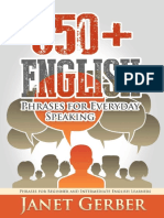 650 English Phrases for Everyday Speaking