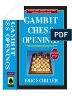 Gambit Chess Opening