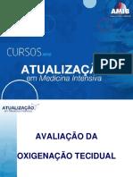 2) Avaliacao Oxigenacao Tecidual- CAMI 2018