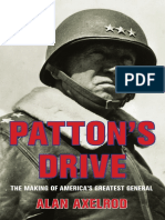 Patton's Drive the Making of America's Greatest General