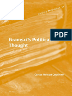 Carlos Nelson Coutinho - Gramsci's Political Thought