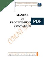 Manual de Procedimientos Contables[1]