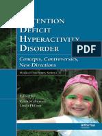 McBurnett.pfiffner ADHD Concepts Controversies New Directions