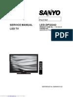 Sanyo Dp 32242