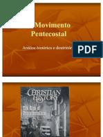 ESTUDO - PENTECOSTALISMO