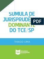 TCE/SP - SÚMULAS