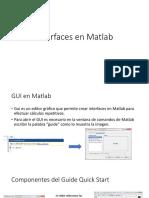 Entrada Salida de Datos Matlab