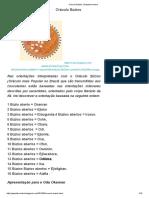 Oráculo Búzios _ GazetaKurimba