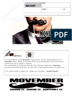 Test Type Bac Ee Movember 2018