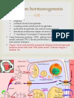 Kuliah hiper - hipotiroid