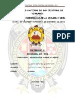 Informe Hidraulica.yuri Urquizo