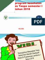 Ptt Prog 2018