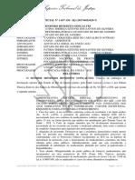 Jurisprudencia TJSP Medicamento