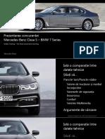 Presentation Competitor BMW 7 Series RO Cor