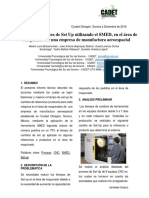 Informe Técnico (Aplicación Smed)