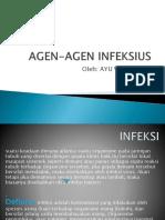 Agen Agen Infeksius