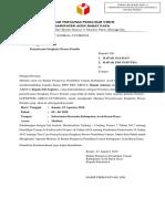 PSPP11 Panggilan Mediasi Pemohon