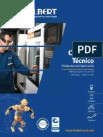 001 Catalogo Tecnico