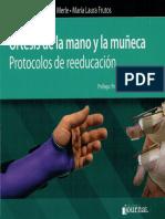 Ortesis de La Mano y La Muñeca