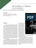 Artículo Diciembre Calderón
