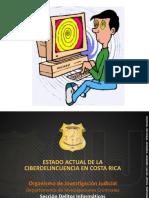 Estado Actual de La Ciberdelincuencia en Costa Rica
