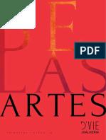 Catalogo Belas Artes