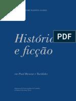 História e Ficção em Paul Ricoeur e Tucídides