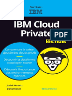 Ibm Cloud Private Pour Les Nuls