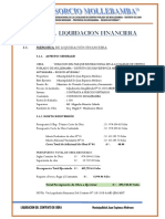 LIQUIDACION FINANCIERA
