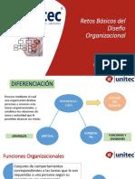 Retos Básicos del Diseño Organizacional_Cap_4
