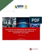 Informe Final - Costos de Racionamiento Electricidad y Gas Natural