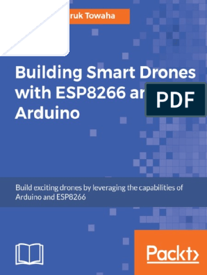Building Smart Drones with ESP8266 | Unmanned Combat Aerial