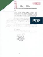 Gilberto Vela Cardenas-Agraviado solicita a la Fiscalía Ambiental la acumulación de carpetas investigatorias