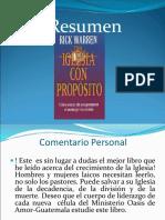una_iglesia_con_proposito-resumen.ppt