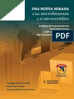 Una Nueva Mirada a Las Microfinanzas y Al Microcrédito