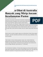 Kasus High Alert Di Australia