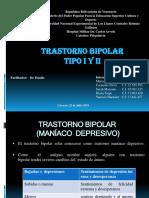 Trastorno Bipolar i y II