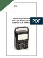 GWInstek GSP 810 Spectrum Analyzer 82SP 81000MF1