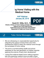 Connecting Home Visiting and the Medical Home Slides