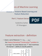 3c Feature Extraction