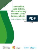 prevencion diagnostico tratamiento control tuberculosis GPC 2018 ecuador.pdf