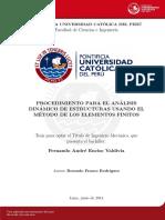 Enciso Fernando Analisis Estructuras Metodo Elementos Finitos