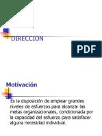 Cap 16 Motivación