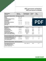 Abs Permanent Antistatisch Maywotron p PDF 82