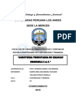 Informe Final de Auditoria Tributaria